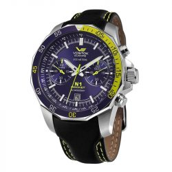 VOSTOK EUROPE N1 ROCKET CHRONO 6S21/2255253