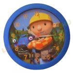 Bob the Builder műanyag quartz falióra
