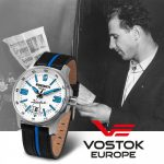 Vostok Europe 6:3 Hidegkuti Limited Edition NH35A-592A422