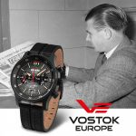 Vostok Europe 6:3 Puskás Limited Edition VK64-592C420