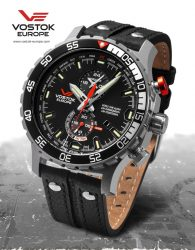 VOSTOK EUROPE EXPEDITION EVEREST YM8J-597A549