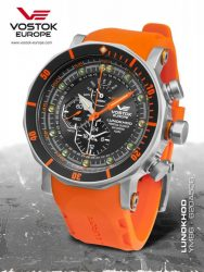 VOSTOK EUROPE LUNOKHOD 2 MULTIFUNCTIONAL YM86-620A506