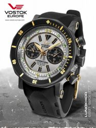 VOSTOK EUROPE LUNOKHOD 2 GRAND CHRONO 6S21-620E277