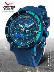 VOSTOK EUROPE LUNOKHOD 2 GRAND CHRONO 6S21-620E278