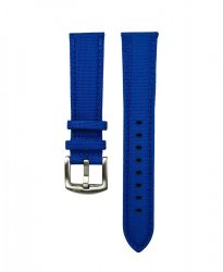 WB Original Cordura® szövet/bőr óraszíj, kék, 20mm